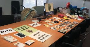 oficina objetos perdidos de Boadilla
