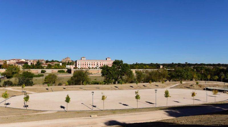 Inauguración parque del Nacedero el próximo domingo