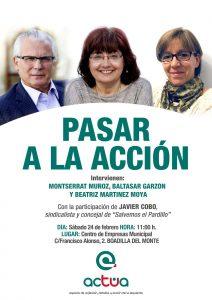 Debate: Pasar a la acción @ Centro de empresas municipal | Boadilla del Monte | Comunidad de Madrid | España