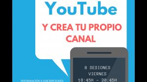 Curso de youtube para jóvenes en Boadilla
