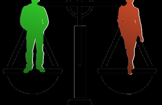 Igualdad en el trabajo para hombres y mujeres