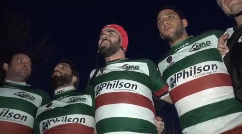 Mad Rugby Boadilla vs Cisneros 16-2-2018