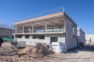 Nuevo centro municipal de gestión del servicio de jardinería