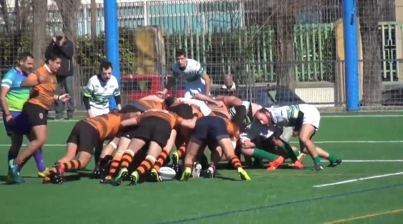 Tasman Boadilla vs Rugby Getafe