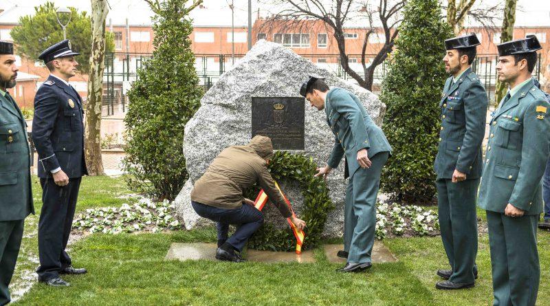 Boadilla rinde homenaje a las víctimas del terrorismo