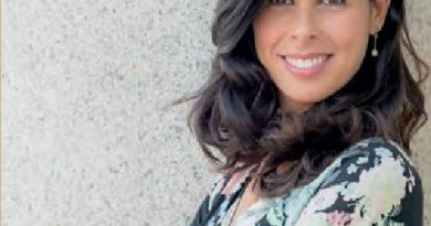 Irene Palazón, soprano de Boadilla