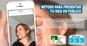 Método para presentar tu idea en publico @  Centro de Empresas Municipal  | Boadilla del Monte | Comunidad de Madrid | España