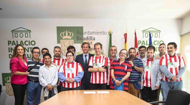 El Atlético Boadilla gana la liga FEMMADI para personas con diversidad funcional y asciende a Primera División