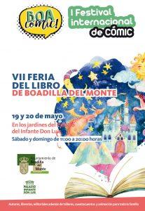 Feria del Libro 2018 @ Jardines del Palacio del Infante Don Luis | Boadilla del Monte | Comunidad de Madrid | España