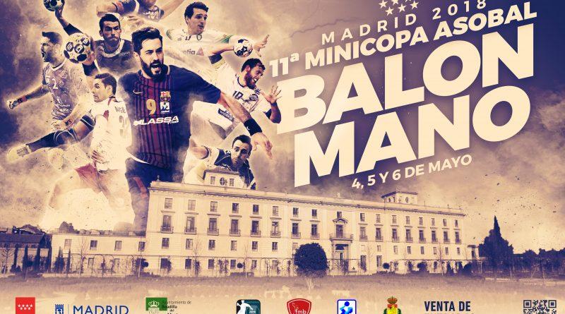 La Minicopa ASOBAL de Balonmano en Boadilla