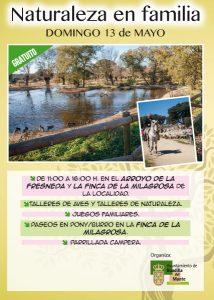 """Parrillada en la actividad gratuita """"Naturaleza en familia"""" @ Arroyo de la Fresneda y la Finca La Milagrosa"""