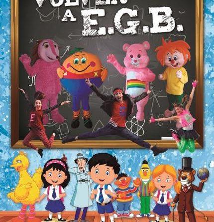 Teatro infantil. Volver a EGB