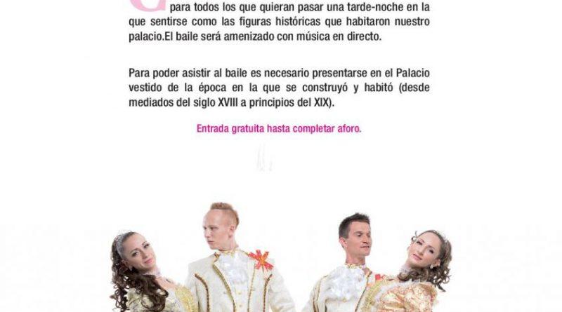 Baile en el Palacio del Infante Don Luis