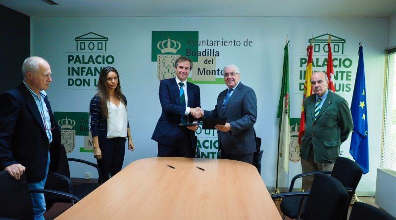 Acuerdo con el BANCO ALIMENTOS de Madrid