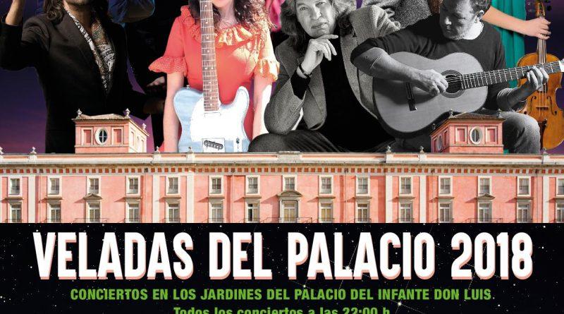 Las Veladas del Palacio de Boadilla del Monte 2018