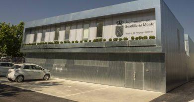 Nueva instalación del servicio de parques y jardines