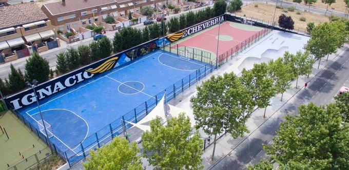 El Skatepark Ignacio Echeverría abre sus puertas tras su remodelación integral