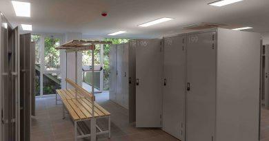 Nuevas instalaciones de la Policía Local de Boadilla del Monte