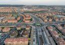 Vista aérea de Boadilla. Boadilla desde el aire