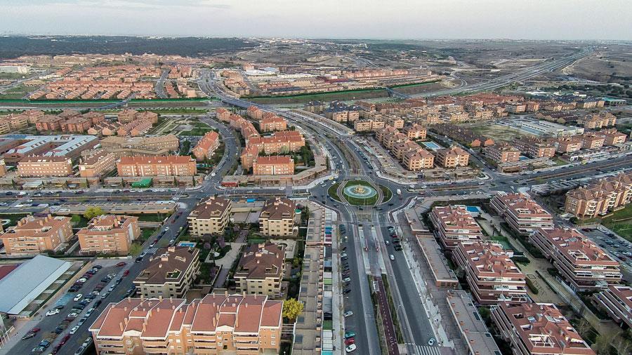 Aprobado inicialmente el plan general de urbanismo de - Residencia boadilla del monte ...