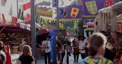 Mercado Medieval 2018 de Boadilla del Monte