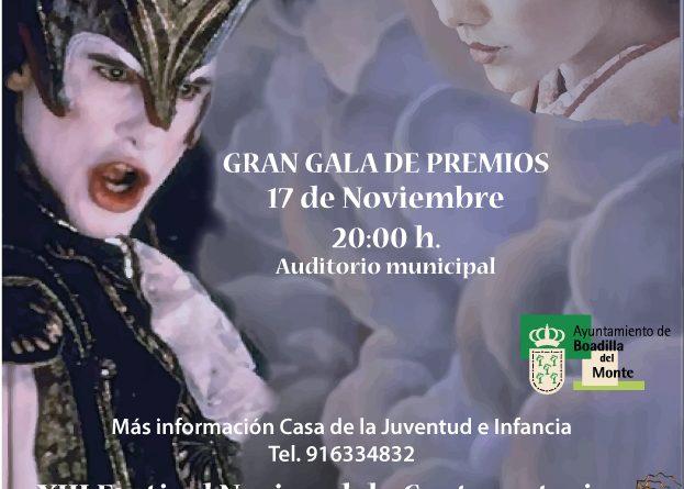 Festival nacional de cortometrajes Boadilla Cine 2018