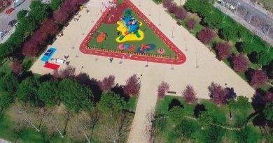 Boadilla edita una guía con información de los 59 parques que tiene el municipio