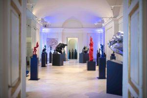 Exposición del escultor Víctor Ochoa @ Palacio del Infante Don Luis | Boadilla del Monte | Comunidad de Madrid | España