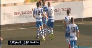 Rápido de Bouzas 0 - Internacional de Madrid Boadilla 1