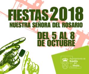 Fiestas de Boadilla 2018