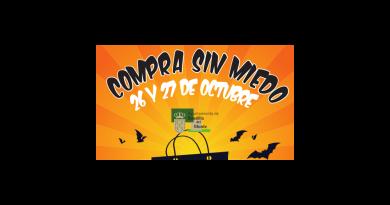 Compra sin miedo. campaña de promoción del comercio local