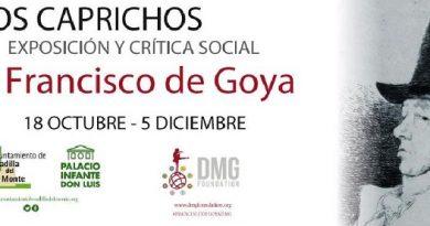 Exposición de Goya en el Palacio del Infante Don Luis de Boadilla del Monte