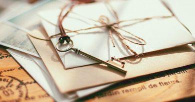 Cartas de papel