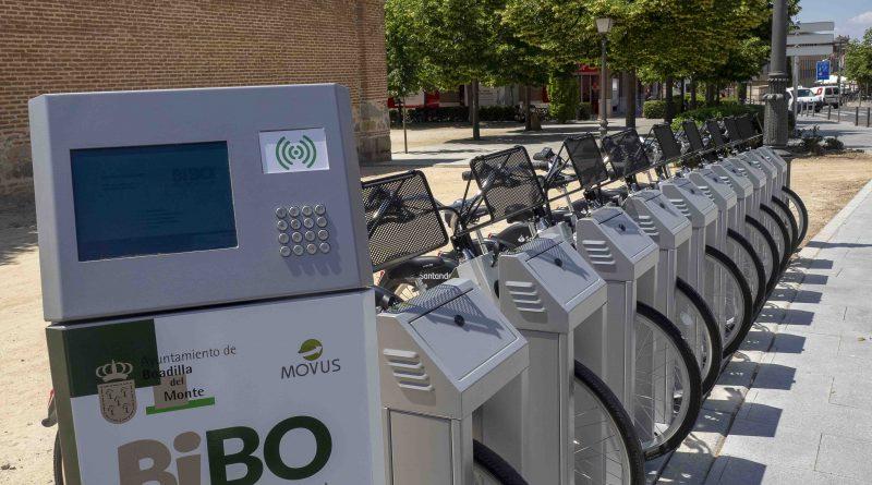 Como usar las bicicletas eléctricas en Boadilla BIBO