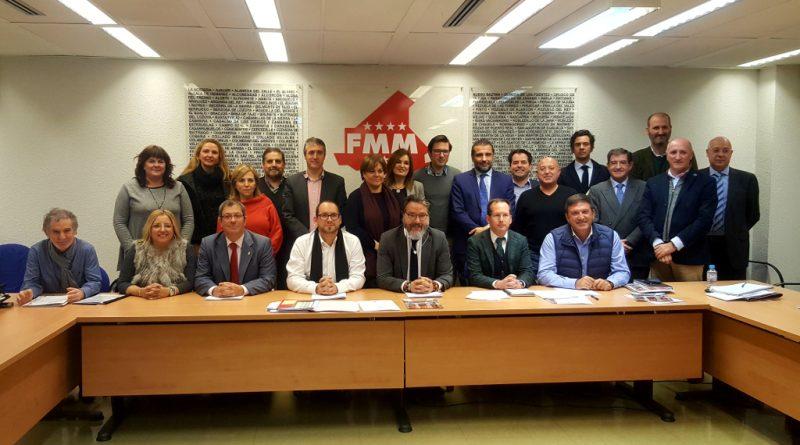 Boadilla participa en la primera Asamblea General de la Red Madrileña de Agencias de Colocación