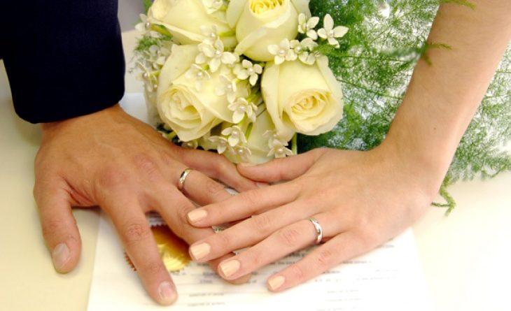 Matrimonios civiles en Boadilla. Rebaja de tasas