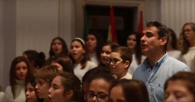 Villancico 2018 - Nueva Vida - Modestia Aparte y la Escuela Municipal de Música de Boadilla