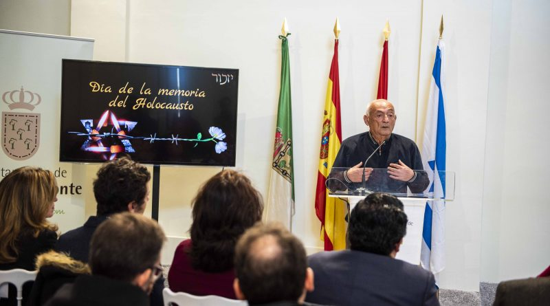 Boadilla recuerda un año más el Holocausto junto a la Comunidad Judía de Madrid