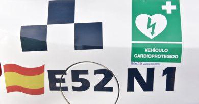 La Policía Local incorpora desfibriladores semiautomáticos en tres de sus vehículos