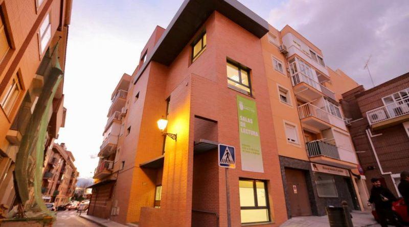 """Inaugurada la Sala de Lectura """"Lengua Española"""" en el casco histórico"""