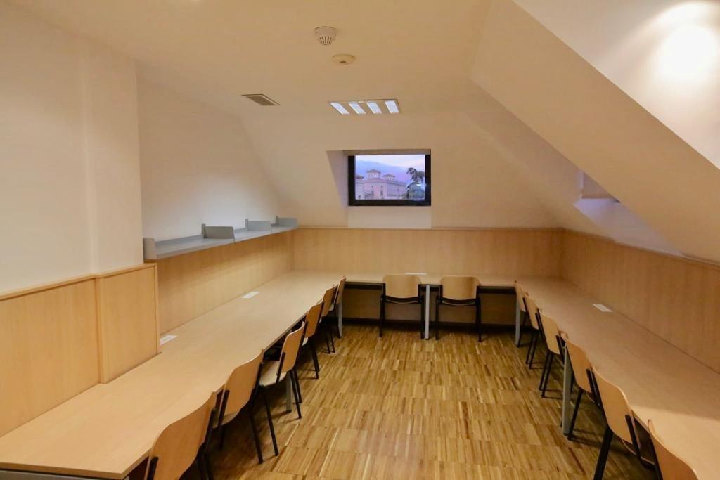 """Inaugurada la Sala de Lectura """"Lengua Española"""" en el casco histórico2"""