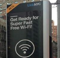 Puntos de acceso wifi