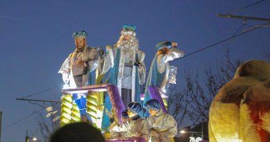 Récord de asistencia a la Cabalgata de Reyes 2019