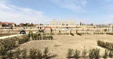 Visitas guiadas a las obras de las Huertas del Palacio