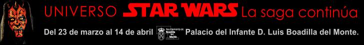 Exposición Universo Star Wars