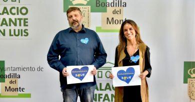 El Ayuntamiento anima a los vecinos a adherirse a la campaña #LaSuerteDeTenerte de Down España