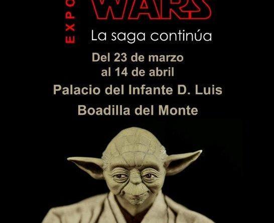 La exposición Universo Star War abre sus puertas en el Palacio del Infante D. Luis