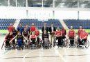 La Champions de baloncesto en silla de ruedas en Boadilla