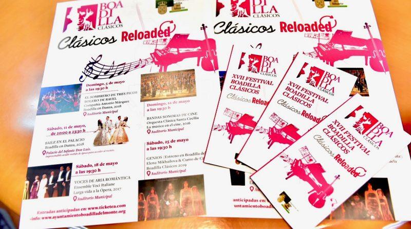 El XVII Festival Boadilla Clásicos reeditará los mejores espectáculos de las últimas ediciones
