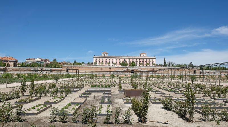 Las Huertas del Palacio del Infante Don Luis podrán ser visitadas desde mañana, tras recepcionarse la obra